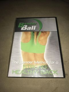New in package strong healthy back workout dvd