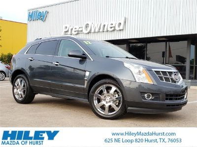 2012 Cadillac SRX Performance Collection (gray)