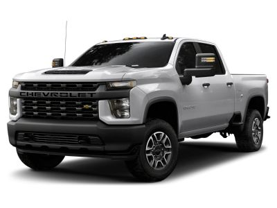 2020 Chevrolet Silverado 2500HD Work Truck (Summit White)