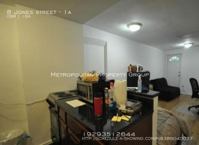 West Village - Renovated Apartment With Private Outdoor Patio !!!