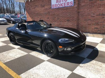 1996 Dodge Viper RT/10 (Viper Black (CC))