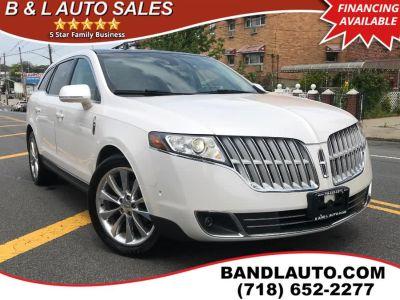 2011 Lincoln MKT EcoBoost (White Platinum Tri-Coat)