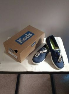 Ked's Breeze Navy New Never Worn