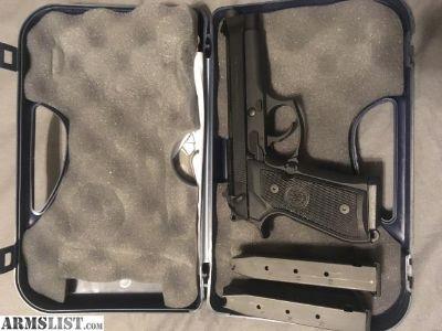 For Sale: NIB Beretta 92FS 9mm
