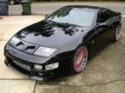1990 Nissan 300ZX with NO SCRATCHES