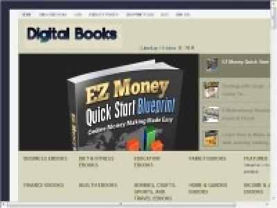 Digital Books, for all your on the go info ? Ebooks, Audiobooks
