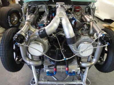 Twin Turbo 540 Aluminum