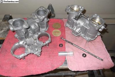 carburetor service / rebuilding