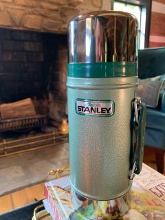 Vintage Aladdin Stanley 24oz wide mouth thermos