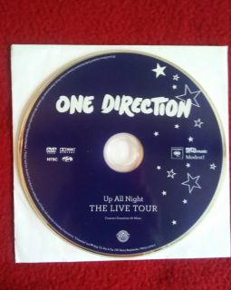 "One Direction ""Up all Night Tour"" Dvd"