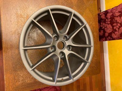 """20"""" OEM Porsche 991 Wheel ET70 Carrera S III"""