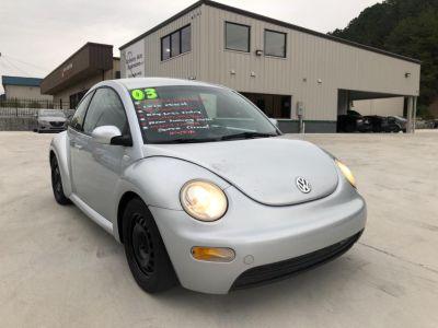 2003 Volkswagen New Beetle GL TDI (Silver)