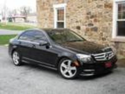 Used 2011 MERCEDES-BENZ C 300 4MATIC For Sale