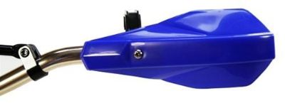 Sell BLUE HANDLEBAR HAND BRUSH GUARDS MOTOCROSS MOTOX MX motorcycle in Ashton, Illinois, US, for US $21.49