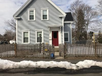 3 Bed 2 Bath Preforeclosure Property in Natick, MA 01760 - Waban St
