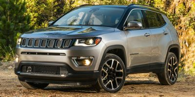 2018 Jeep Compass FWD (White Clearcoat)
