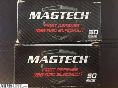 For Sale/Trade: 300 AAC BLK Ammo - 70 rounds