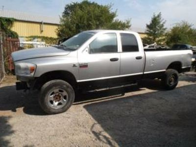 2008 Dodge Ram 2500 Heavy Duty (4x4)