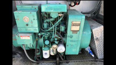 Onan 6000 watt generator 6K 6DJBFJ camper motor home d