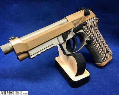 For Sale: Beretta M9 A3 Flat Dark Earth