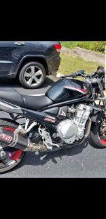 2008 Suzuki 650