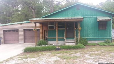 Holden Beach Inland Vacation Home For Sale ($600. Weekly Rental)