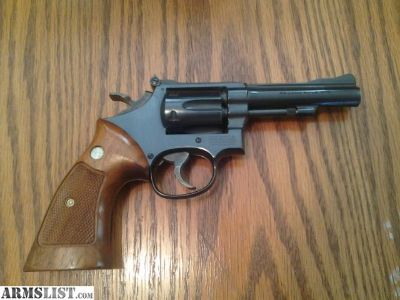 For Sale/Trade: S&W model 18-4