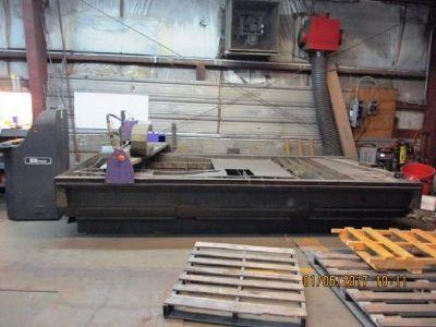 2014 Hornet SS CNC Plasma Cutting Machine RTR#6123013-01