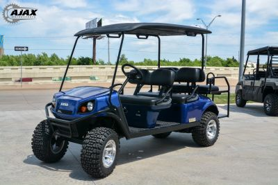 2018 E-Z-Go Express L6 Gas Golf Golf Carts Oklahoma City, OK