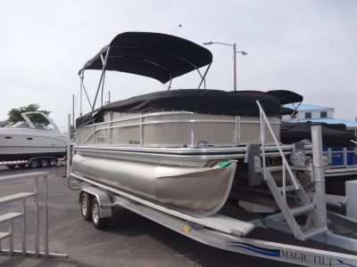 2018 Lowe Ultra 180 Cruise Pontoons Boats Holiday, FL