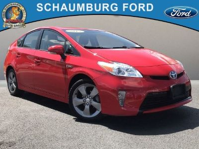 2015 Toyota Prius II (Absolutely Red)