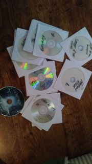 Bunch of DVDs movies