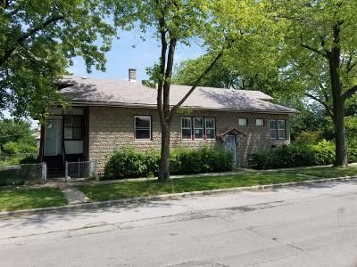 2 Bed 1.5 Bath Foreclosure Property in Chicago, IL 60620 - S Justine St