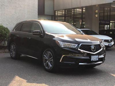 2018 Acura MDX Technology (Fathom Blue Pearl)