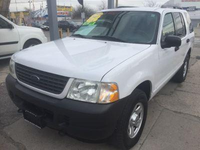 2003 Ford Explorer XLS (Oxford White)