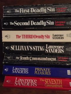 Books Paperback_3 Various authors (2 @ $1)