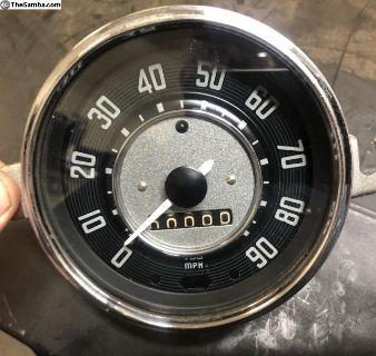 9/62 Speedometer
