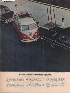 1964 1 Page Bus Magazine Print Ad #99