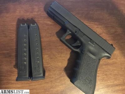 For Sale: Glock 17 Gen 3
