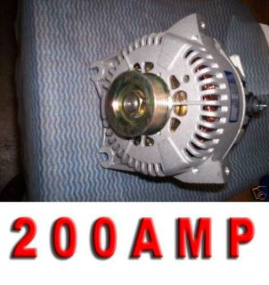 Sell NEW Ford Mustang 200 HIGH AMP Alternator With DOHC 96 1997 1998 1999 2000 4.6L motorcycle in Porter Ranch, California, United States, for US $159.50