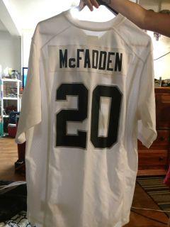 Raider's jersey