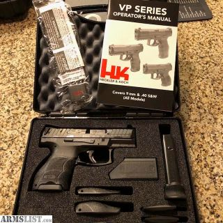 For Sale: BNIB H&K VP9SK FOR SALE