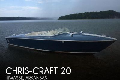 1969 Chris Craft Super Sport Comander