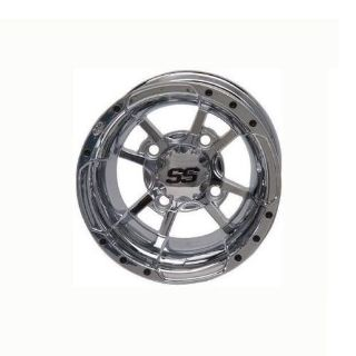 Buy ITP SS112 Alloy Front/Rear 14X6 Golf Car Wheel - 14284644402B motorcycle in Marion, Iowa, United States, for US $195.31