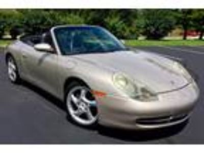 2000 Porsche 911 Cabriolet 3.4 Boxter