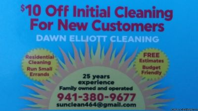 Dawn Elliott Cleaning