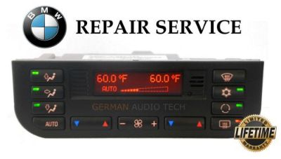 Buy BMW E36 323 328 M3 DIGITAL CLIMATE CONTROL AC HEATER - REPAIR SERVICE FIX motorcycle in Long Beach, California, United States, for US $39.95