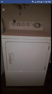 2 GE Electric Dryers