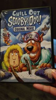 Chill out Scooby-Doo Original Movie