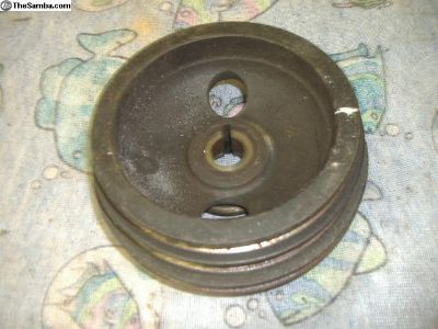 VW Vanagon synchro 2,1 rear engine pulley